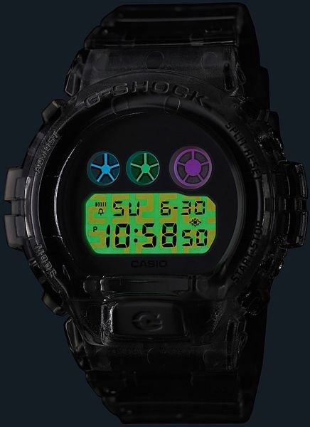 Casio G Shock DW 6900SP 7ER