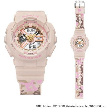 Casio Baby-G Pokemon BA-110PKC-4AER