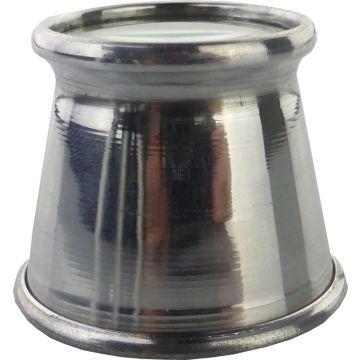 Juweliers Oogloep 1,5x Aluminium