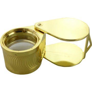 Juweliers Loep 10x Goud