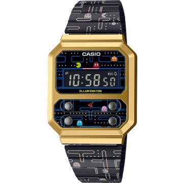 Casio A100WEPC-1BER PacMan Limited