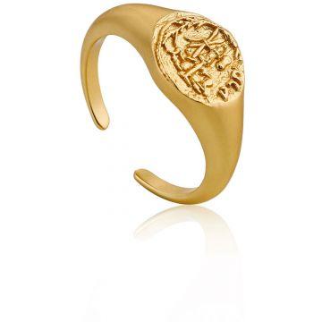 Ania Haie Coins AH R009-03G Ring
