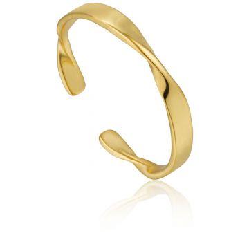 Ania Haie Twister AH R012-04G Ring