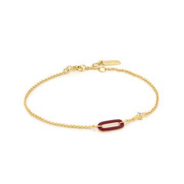 Ania Haie Bright Future AH B031-02G-R Armband 18,5cm
