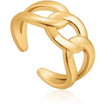 Ania Haie Chain Reaction AH R021-02G Ring