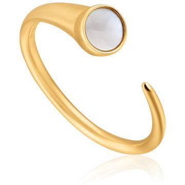 Ania Haie Hidden Gem AH R022-02G Ring