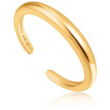 Ania Haie Luxe Minimalism AH R024-01G Ring