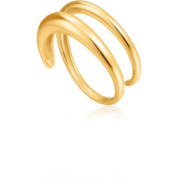 Ania Haie Luxe Minimalism AH R024-02G Ring