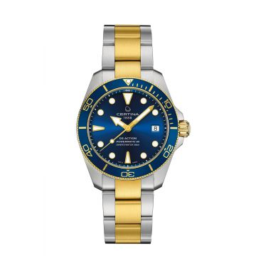 Certina Aqua C032.807.22.041.10 Ds Action Diver STC
