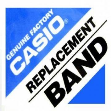 Casio WVA-470E-1, WVA-470BE-1, WVA-470J-1 band
