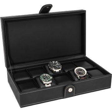 LA ROYALE CLASSICO 10 BL Horlogekist