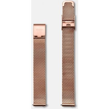 Cluse 12 mm Mesh Rose gold/Rose gold CS1401101046