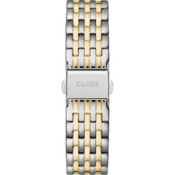 Cluse 18mm Silver/Gold  CS1401101081