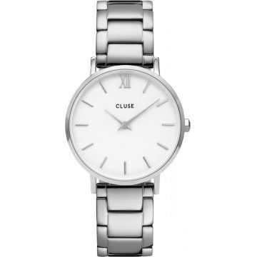 Cluse Minuit 3 Link Silver CW0101203026