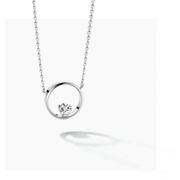 FJF JEWELLERY NECKLACE ICON HEART FJF0010005SWH