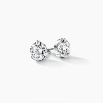 FJF JEWELLERY EARRINGS CLASSIC 6MM FJF0030001SWH