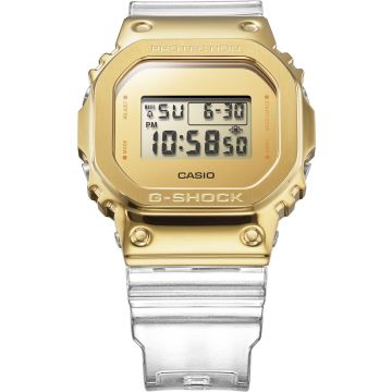 Casio G-Steel GM-5600SG-9ER Transparant