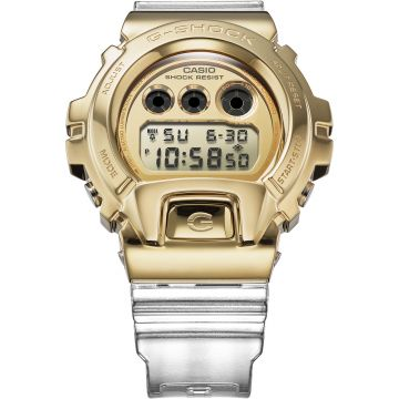 Casio G-Steel GM-6900SG-9ER Transparant