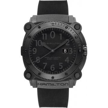 Hamilton Khaki Navy Khaki BeLOWZERO H78585333