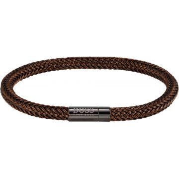 HUGO BOSS HBJ1580099M ROPE Armband 19cm