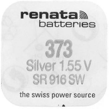 Renata 373 horloge batterij 1.55v