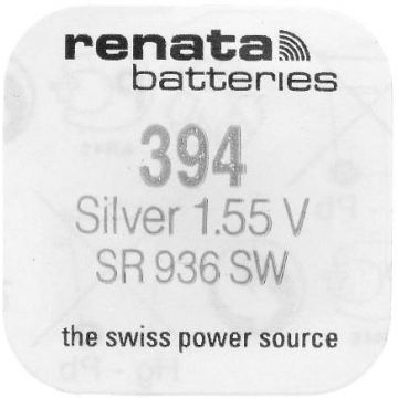 Renata 394 horloge batterij 1.55v