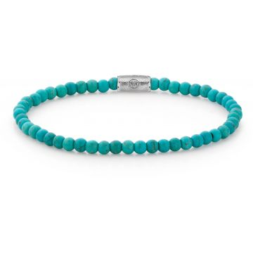 Rebel & Rose Stones Only Turquoise Delight - 4mm RR-40013-S