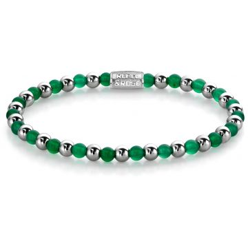 Rebel & Rose More Balls Than Most Mix Green Harmony - 4mm RR-40053-S