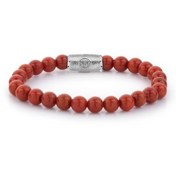 Rebel & Rose Stones Only Red Coral - 6mm RR-60039-S