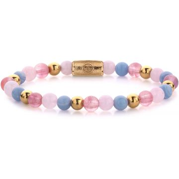 Rebel & Rose More Balls Than Most Pink Summer Vibes II - 6mm RR-60055-G