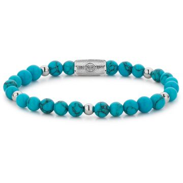 Rebel & Rose More Balls Than Most Turquoise Delight II - 6mm RR-60075-S