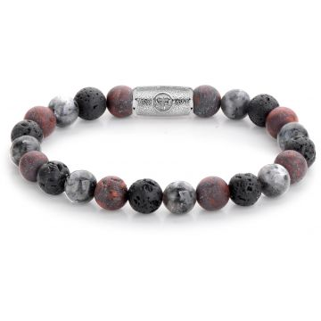 Rebel & Rose Stones Only Stormy Weather - 8mm RR-80050-S