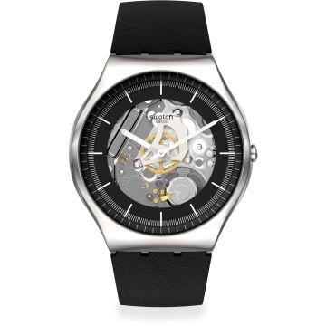Swatch BLACK SKELETON SS07S115