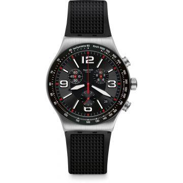 Swatch VERY DARK GRID YVS461