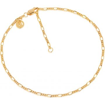 Sif Jakobs FIGARO ANKLE CHAIN SJ-A12031-SG