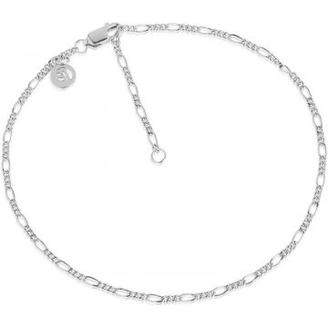 Sif Jakobs FIGARO ANKLE CHAIN SJ-A12031-SS