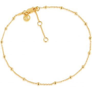 Sif Jakobs CHEVAL ANKLE CHAIN SJ-A12033-SG