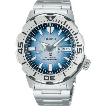 Seiko Prospex SRPG57K1 Antarctica Monster Save the Ocean