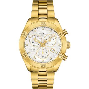 Tissot PR 100 Sport Chic Chronograph T-Classic T1019173311601