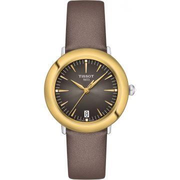 Tissot Glendora 18K Gold T9292104606600