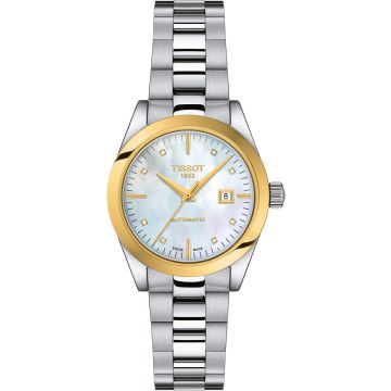 Tissot T-My Lady 18K Gold automatic T930.007.41.116.00