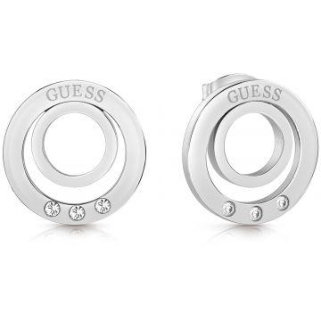 GUESS ETERNAL CIRCLES UBE29026 Oorbellen