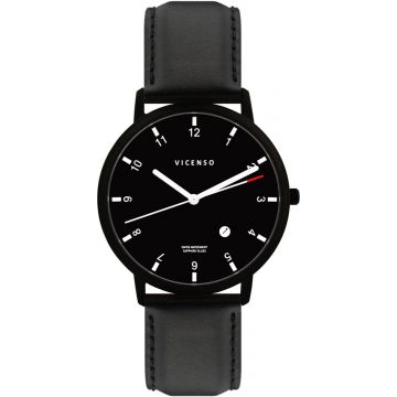 Vicenso Rome VI10028 Full Black